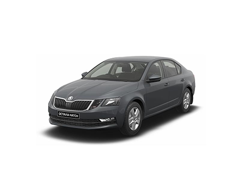 3x Škoda Octavia
