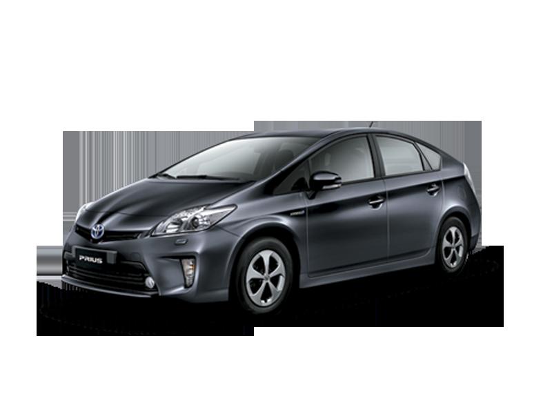 4x Toyota Prius